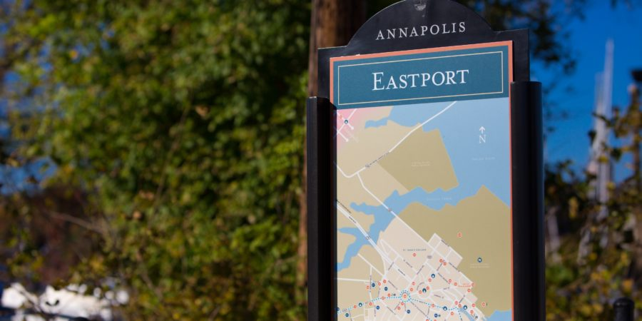Living in Eastport Annapolis Maryland