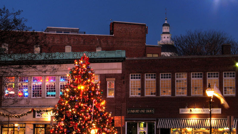 Holiday Season in Annapolis