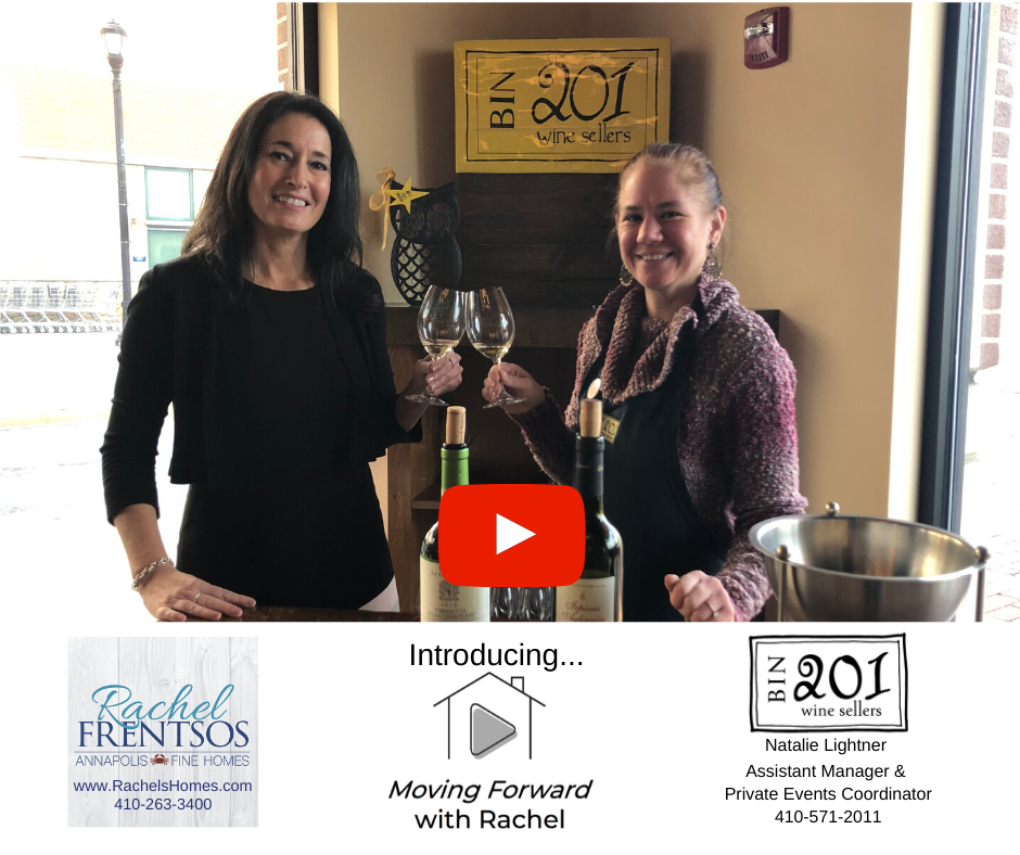 Moving Forward with Rachel: Featuring Natalie Lighter with Bon 201