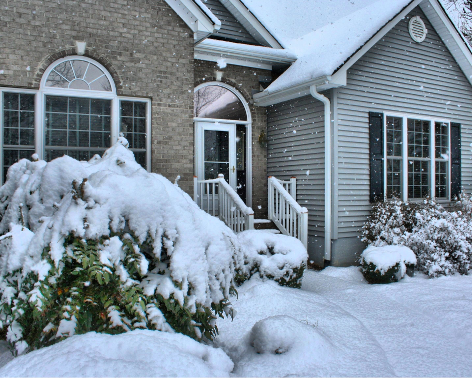 Winterize Your Home - Rachel Frentsos