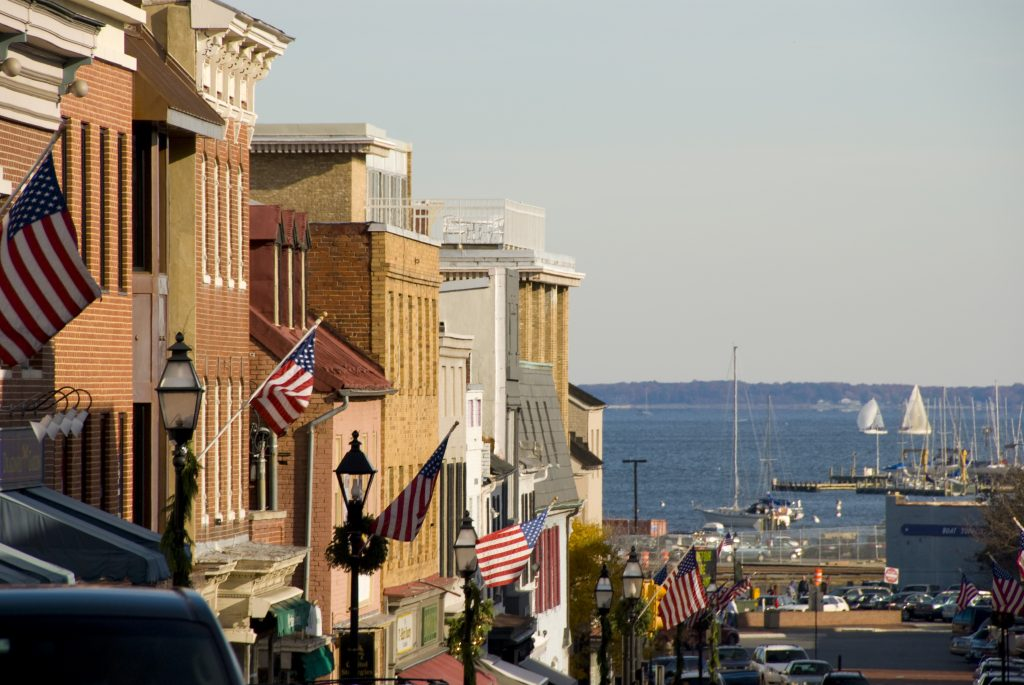 Annapolis Harbor - Rachel Frentsos - Annapolis Fine Homes
